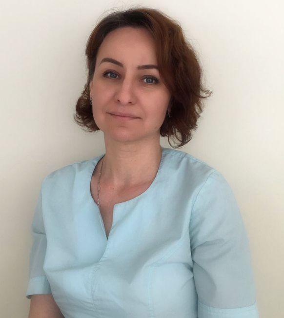Никифорова Алла Геннадьевна